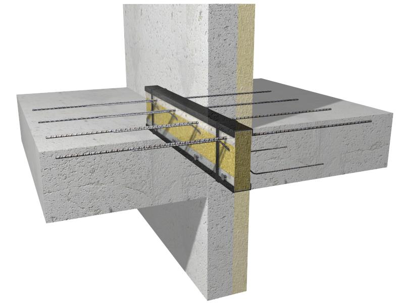 cypecad mep thermique rupteurs thermiques de planchers. Black Bedroom Furniture Sets. Home Design Ideas